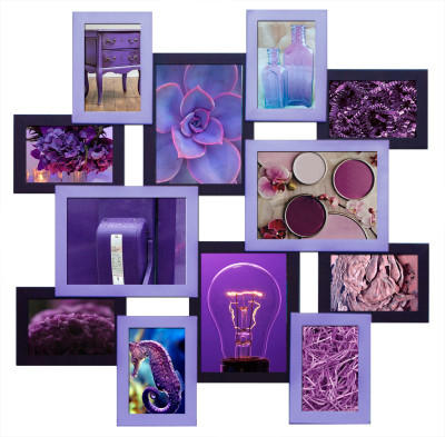 Sapfir фиолетовая мультирамка