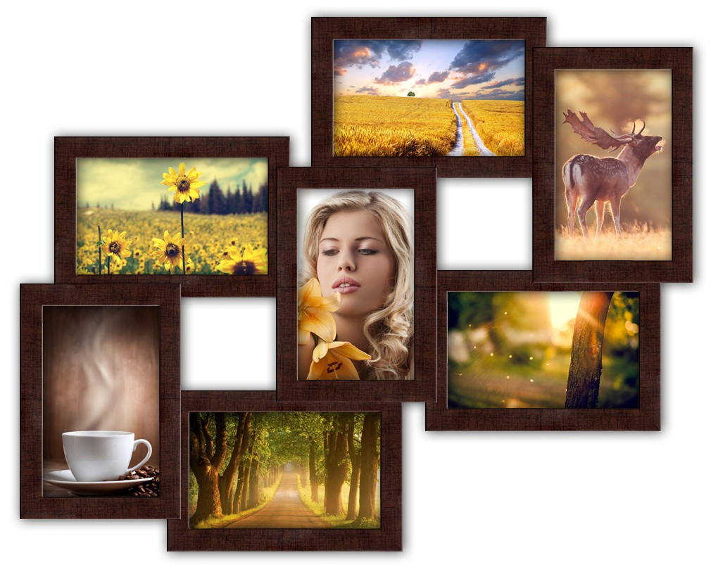 Красивый фотоколлаж для фотографий, купить по самой низкой цене