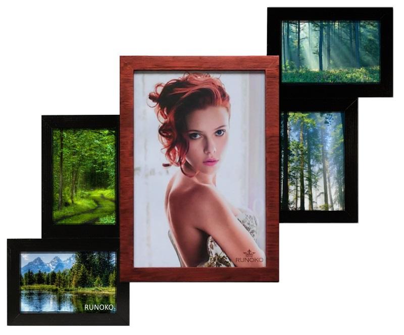 для фотосалонов мультирамки оптом по низкой цене
