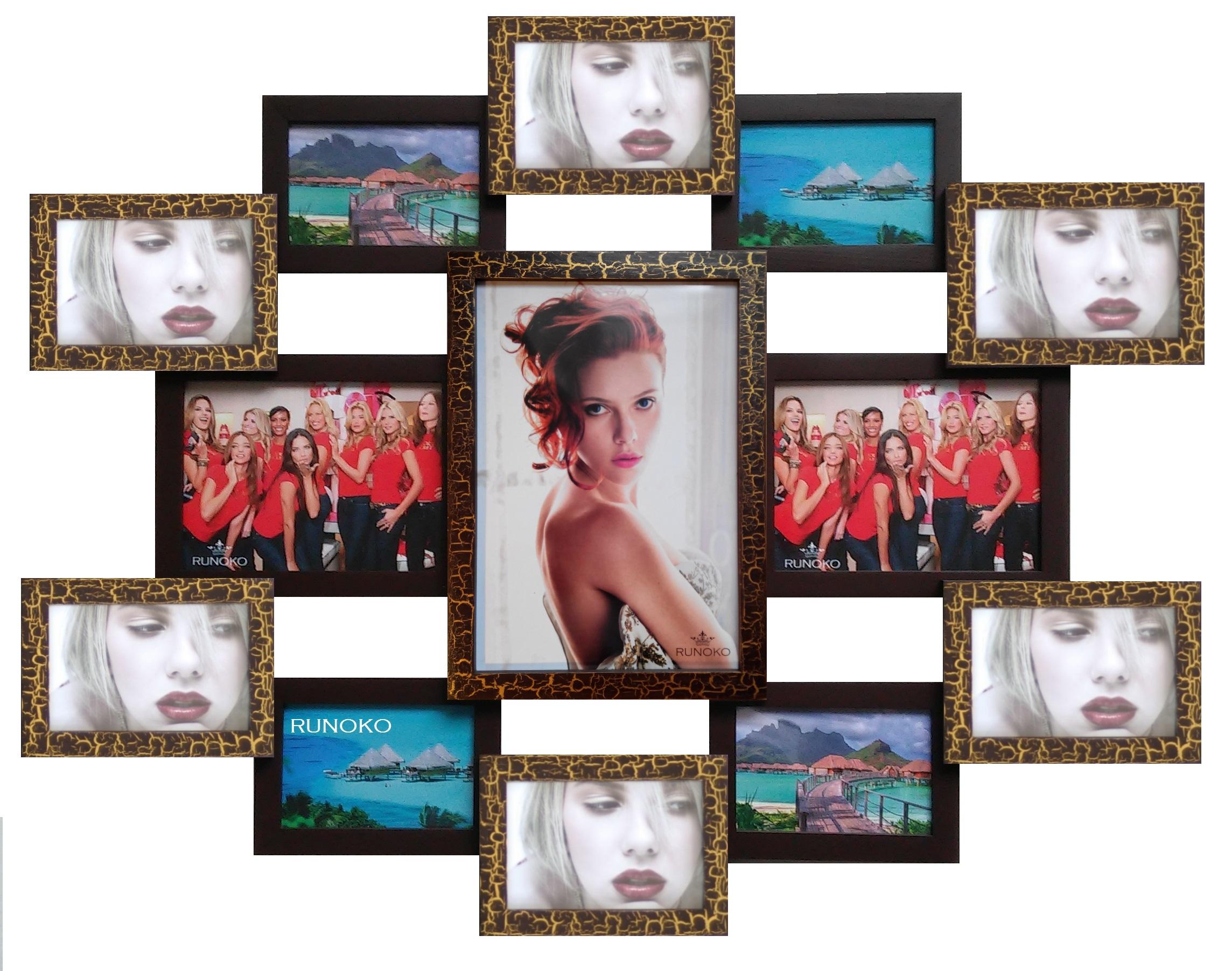 купить рамку для фотографий деревянную Николаев