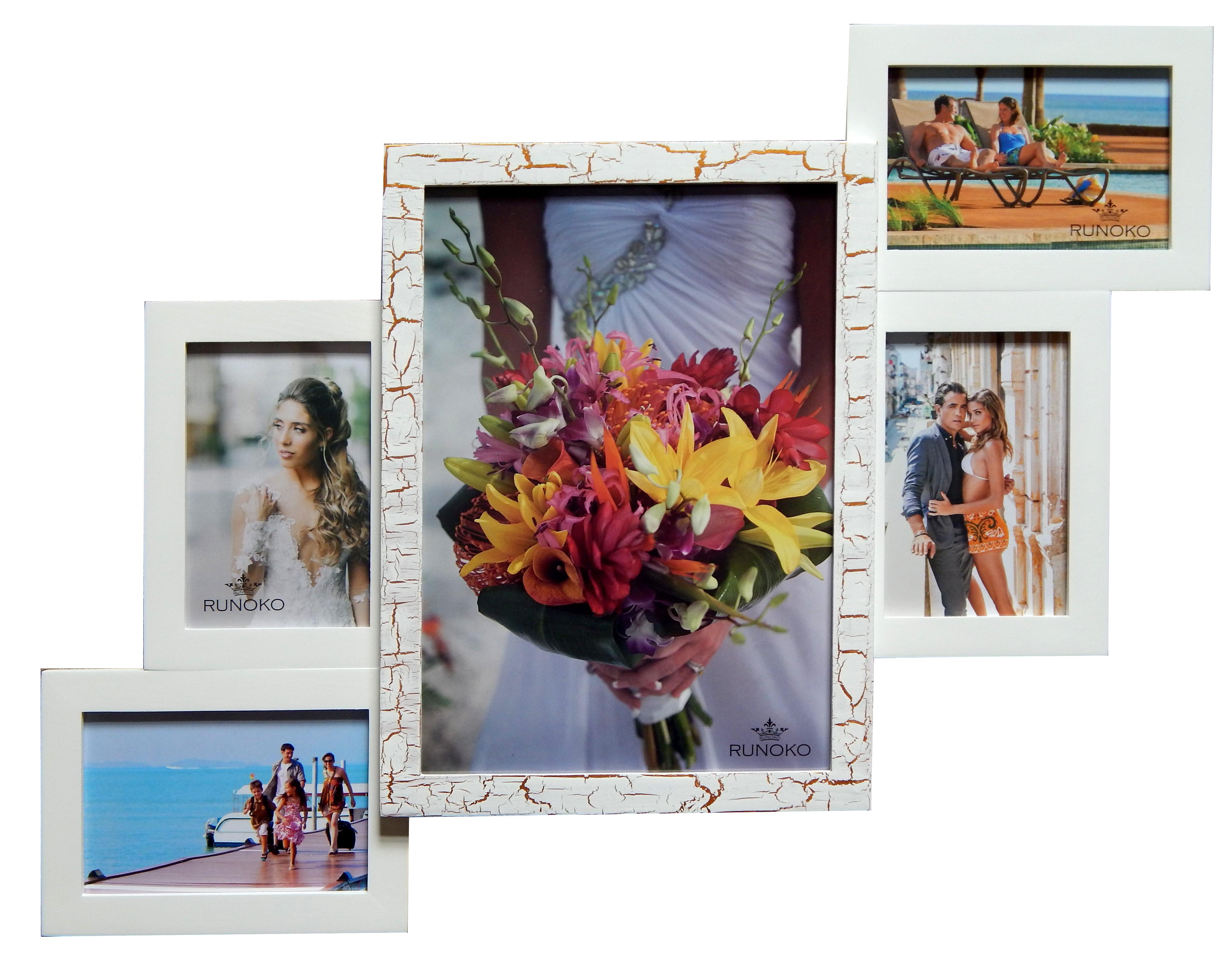 купить рамка для фото на стену на несколько фотографий Мелекино