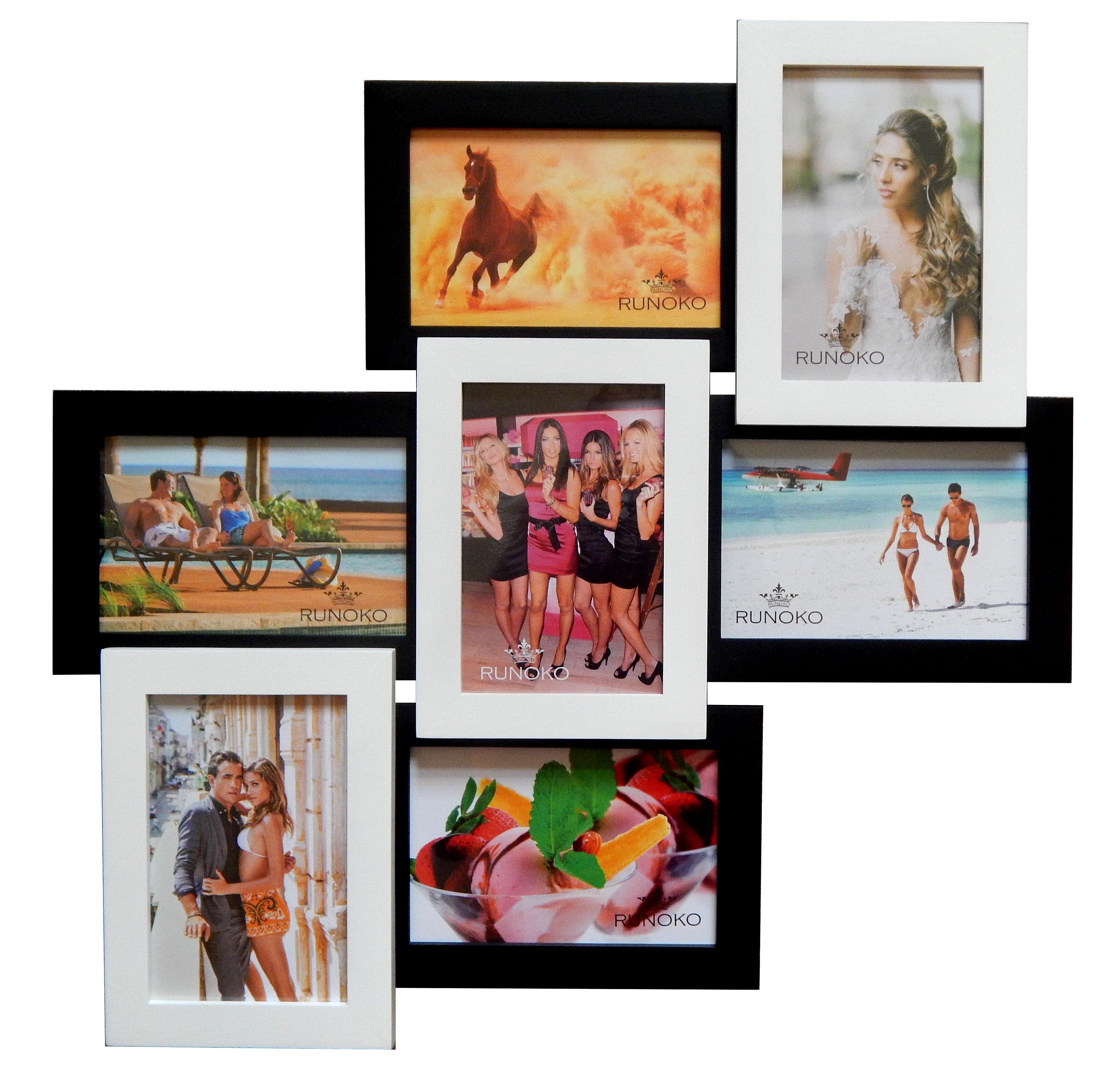 купить рамка для фото на стену на несколько фотографий Буча