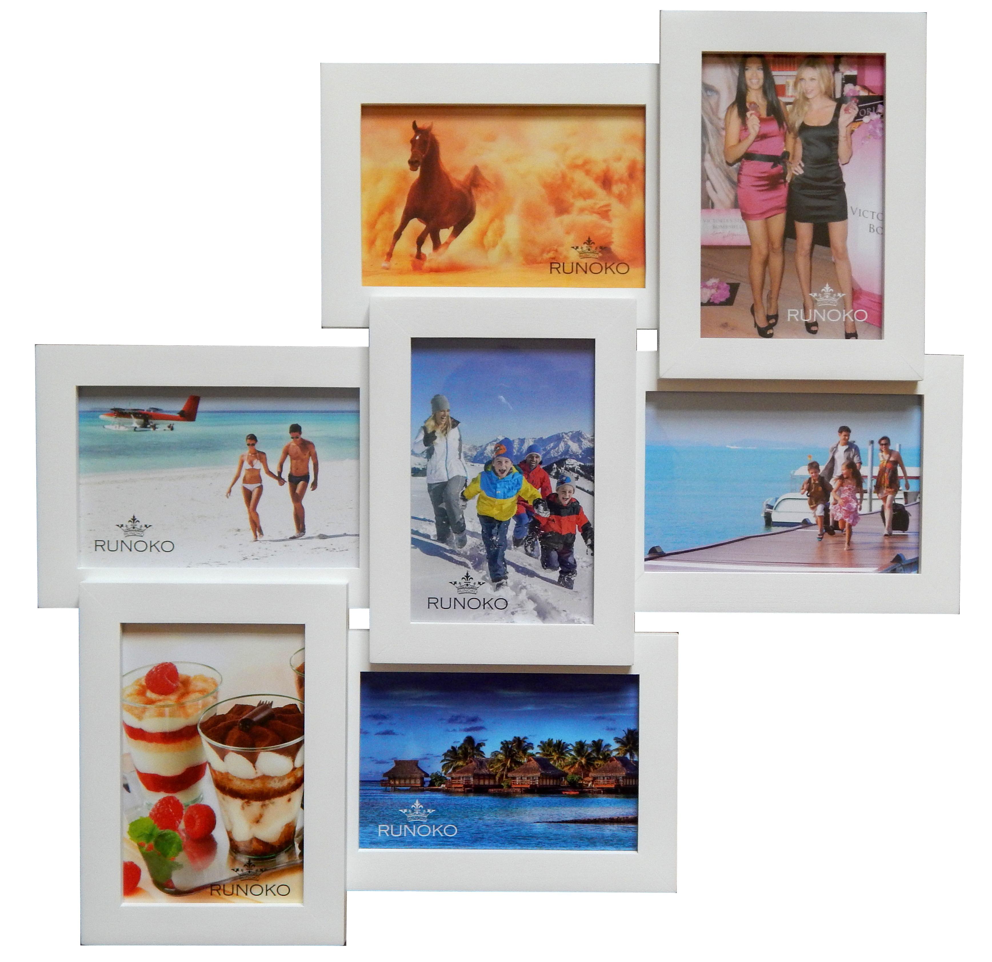 купить рамка для фото на стену на несколько фотографий Ирпень