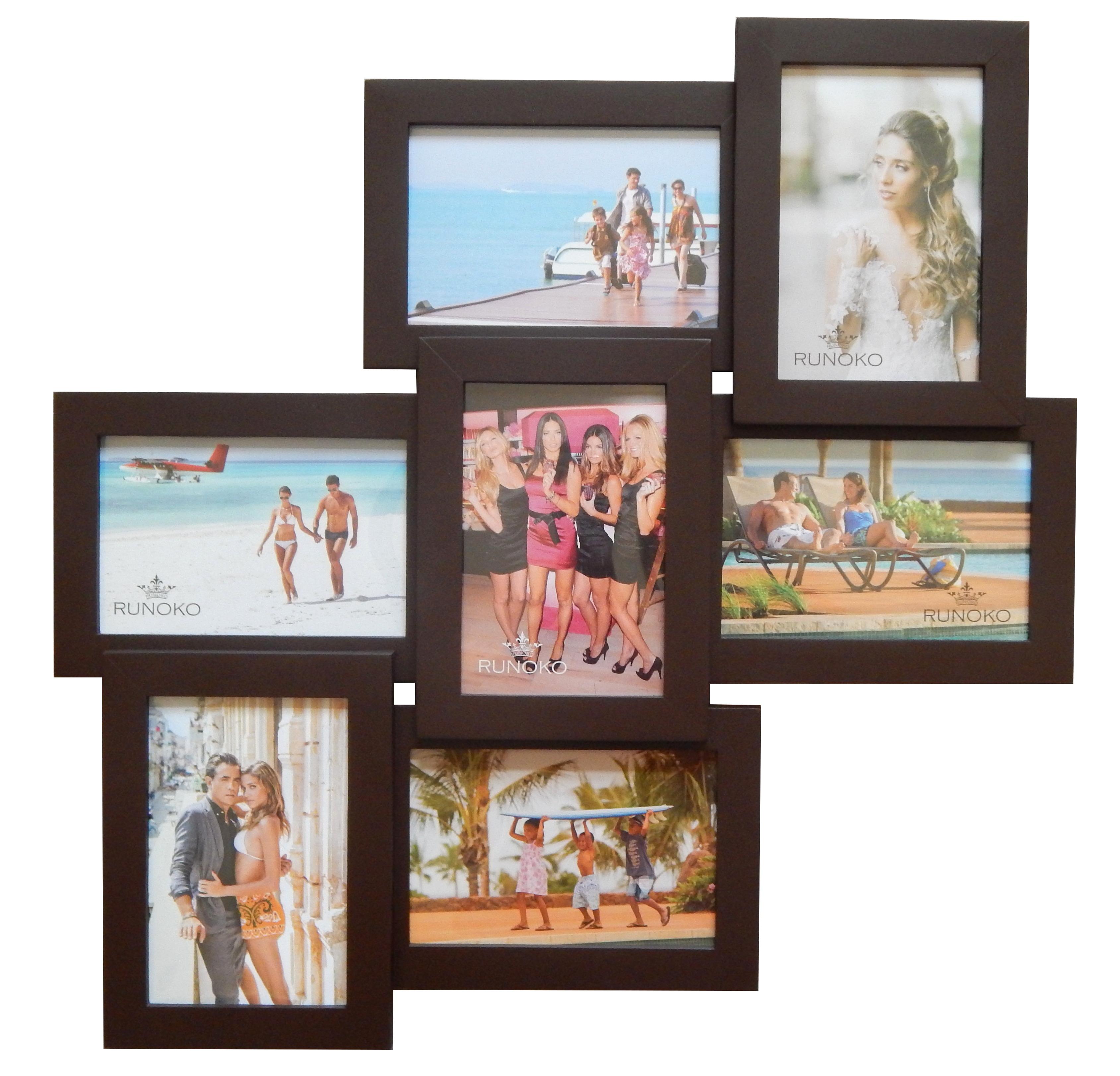 купить рамка для фото на стену на несколько фотографий Бровары
