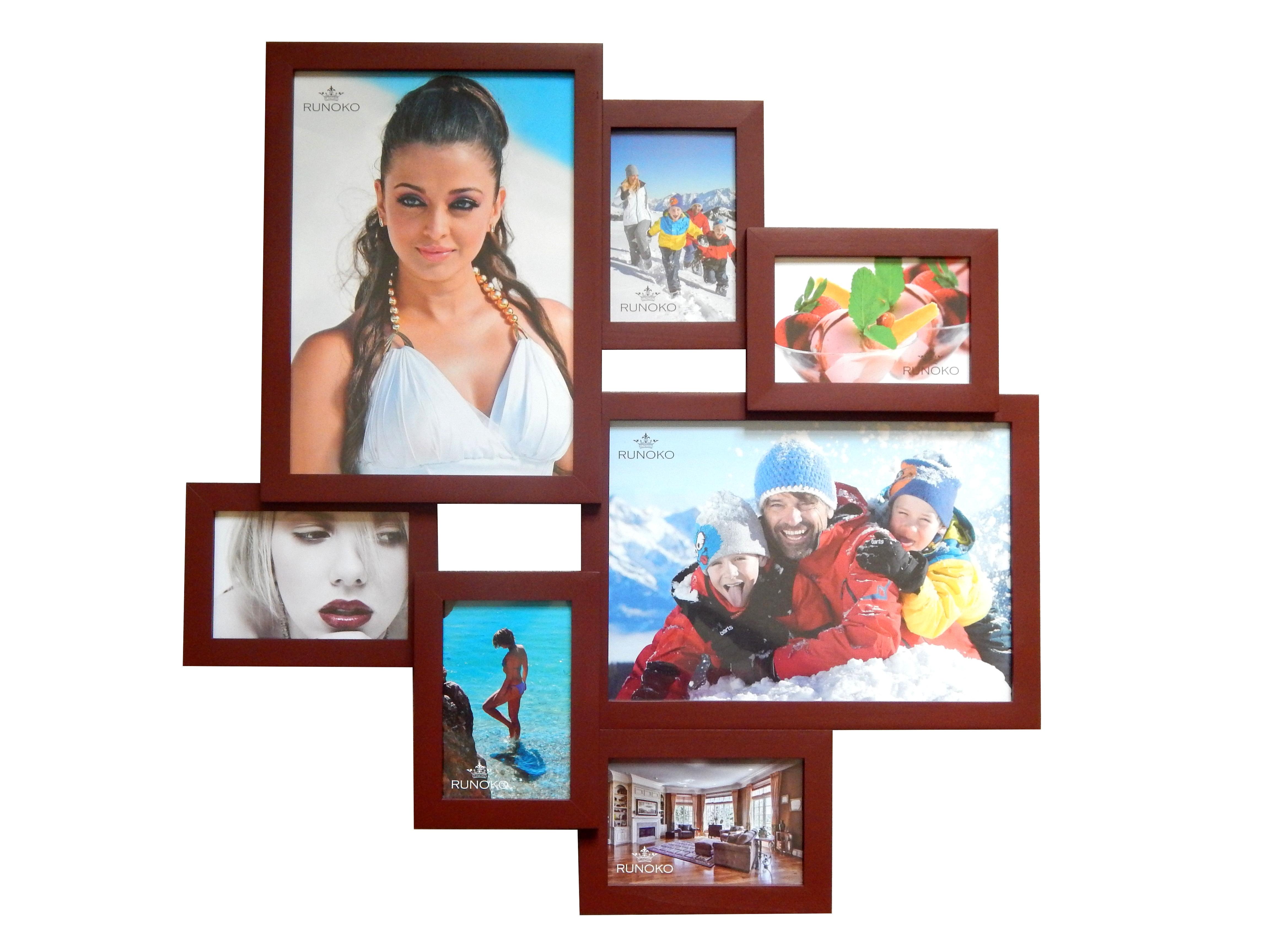 купить рамка для фото на стену на несколько фотографий Бердянск