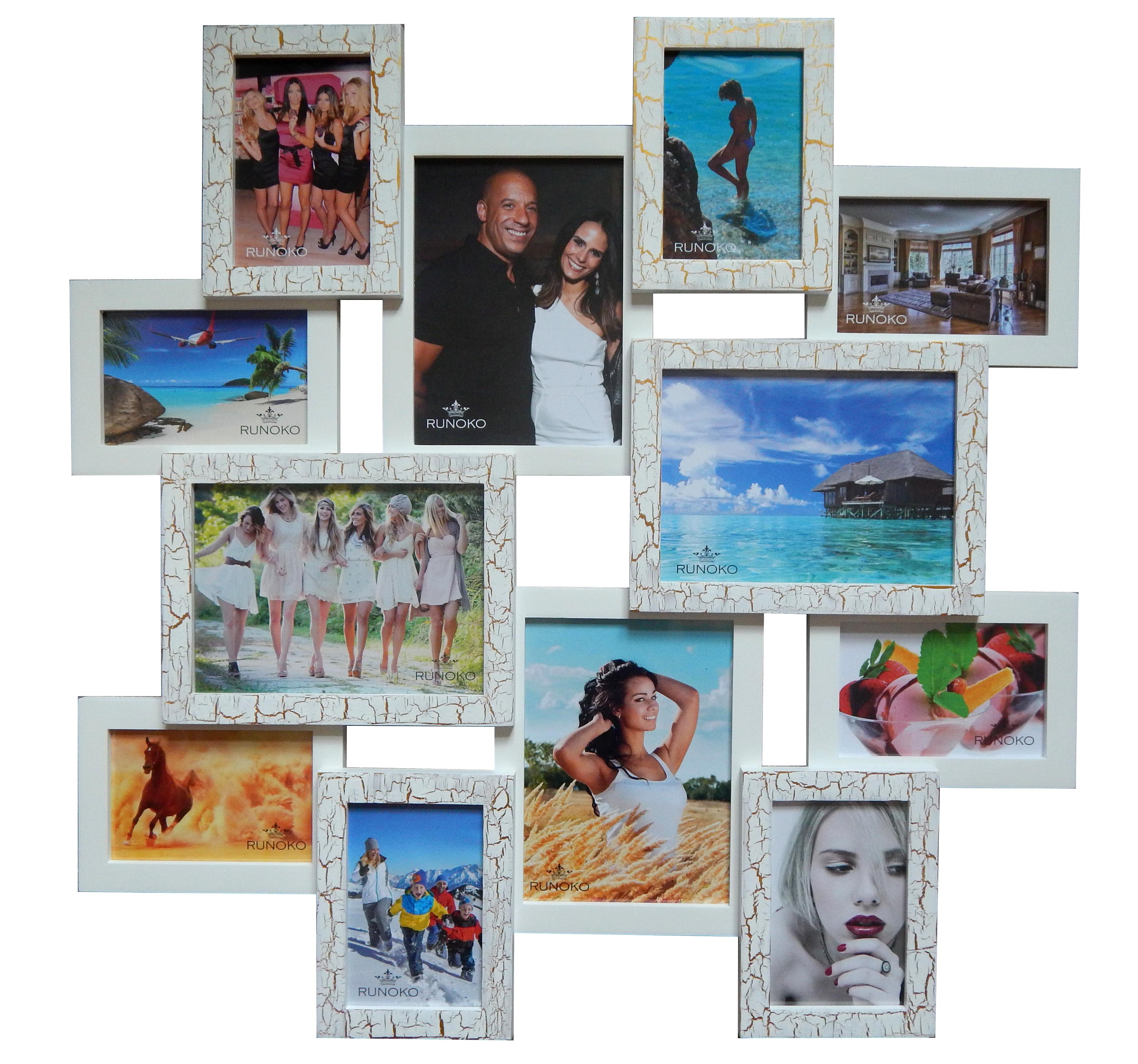 купить рамка для фото на стену на несколько фотографий Славянск