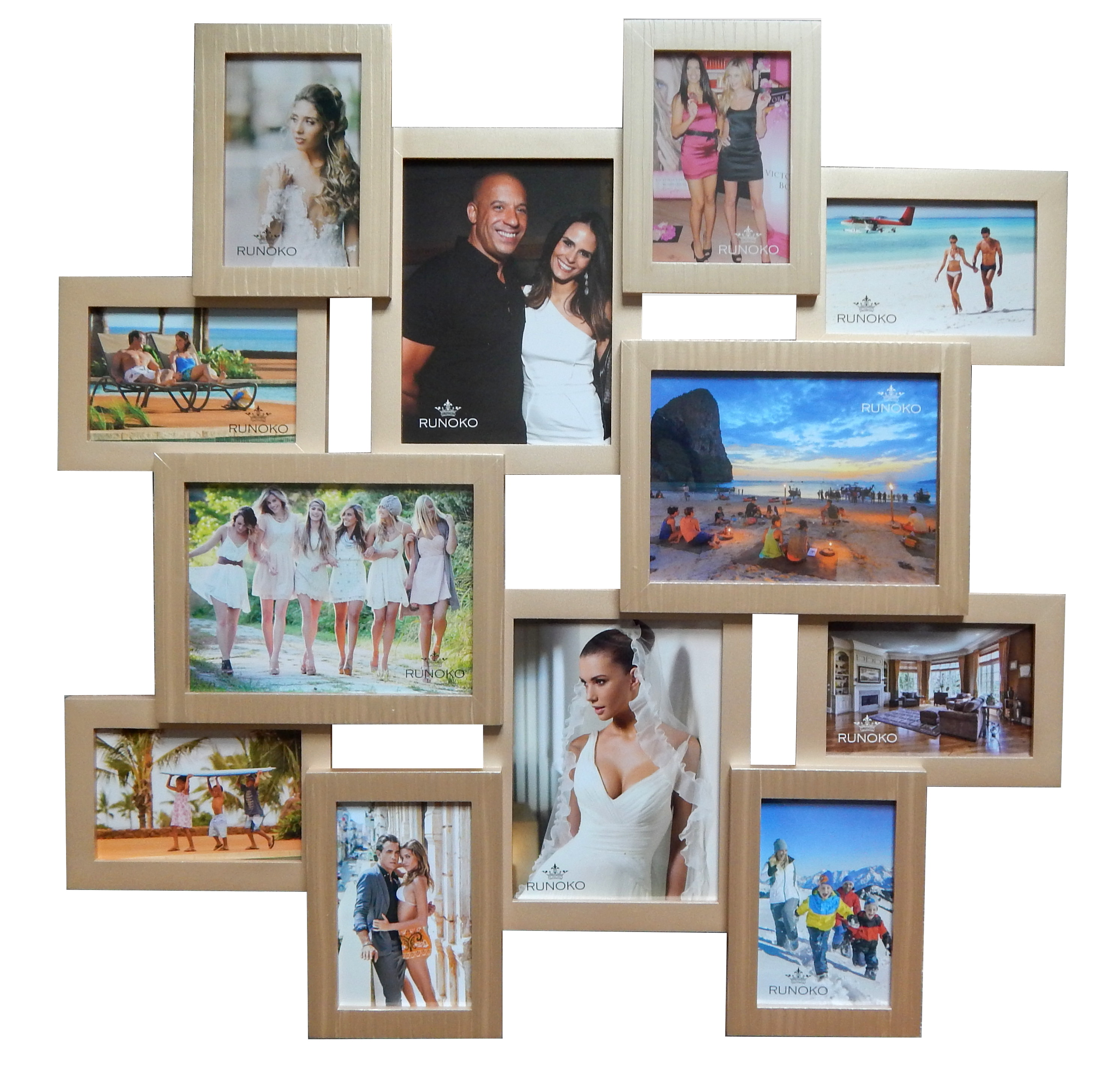 купить рамка для фото на стену на несколько фотографий Кривой Рог