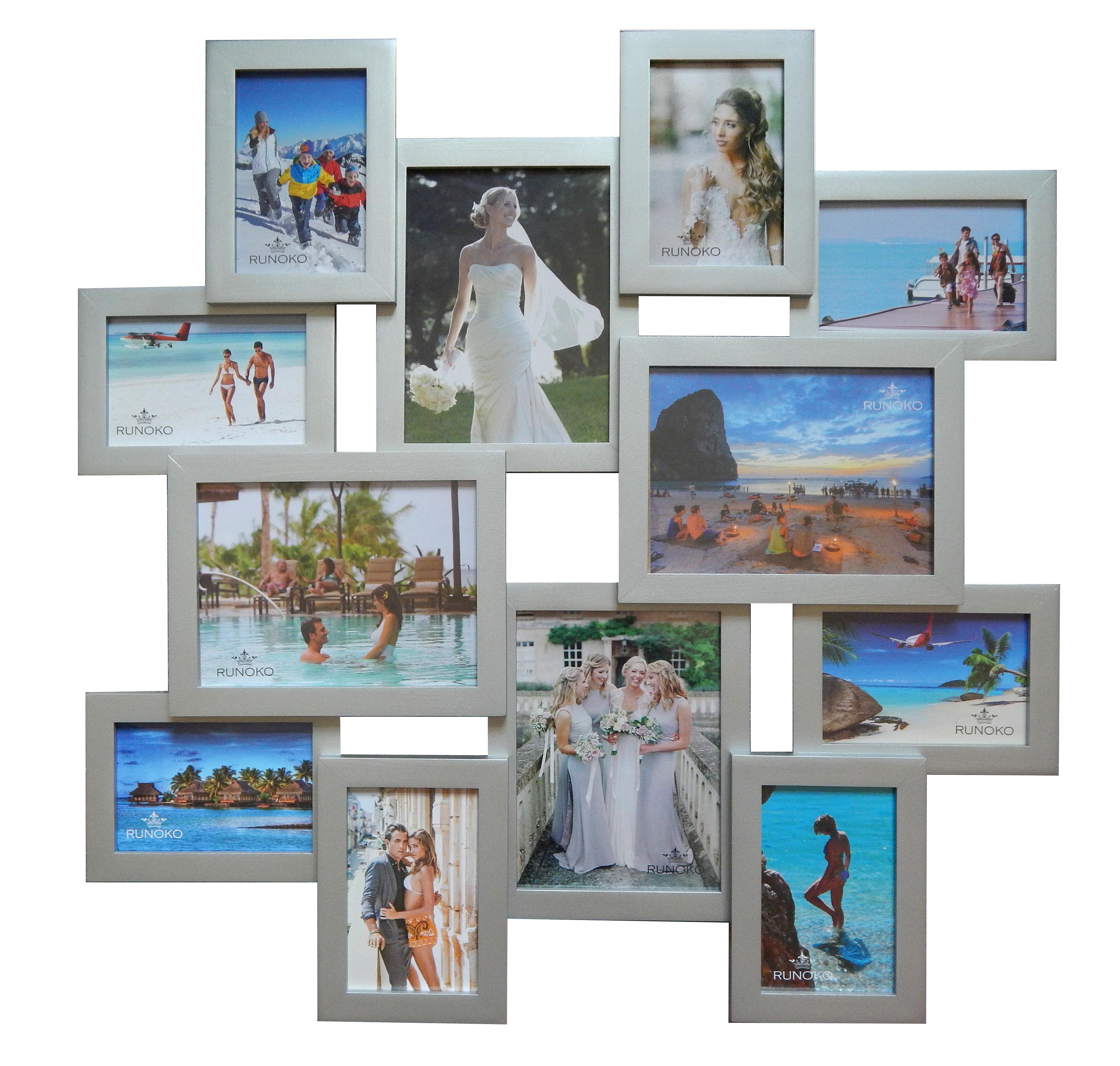 купить рамка для фото на стену на несколько фотографий Львов