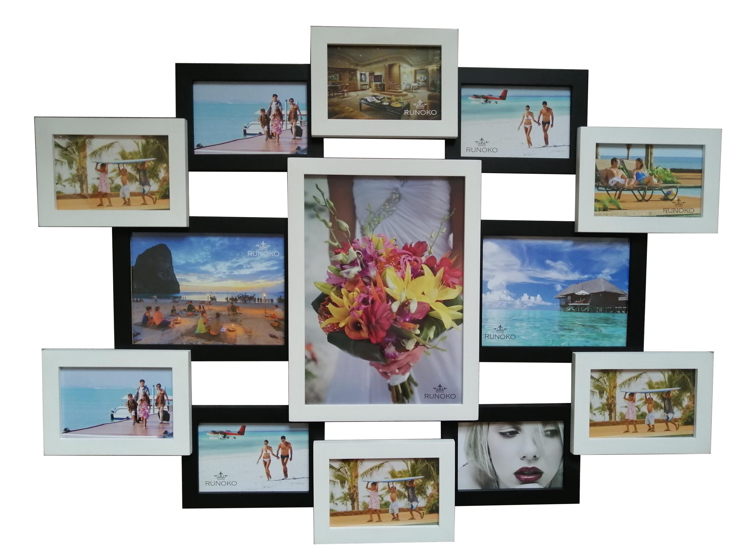 купить рамку для фотографий деревянную Вышгород